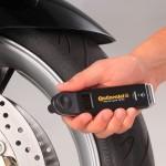Prüfung des Reifenluftdrucks