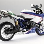 Sondermodell Motorsport der BMW HP2 Sport