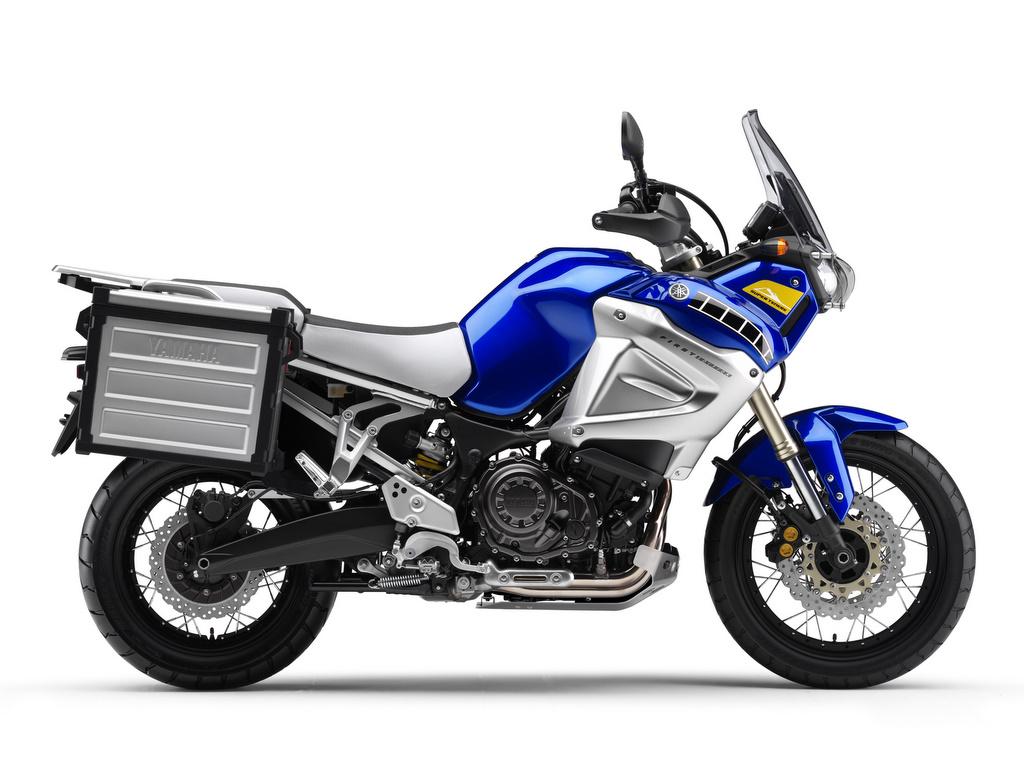 Yamaha XT 1200 Z Super Ténéré ab Mai im Handel