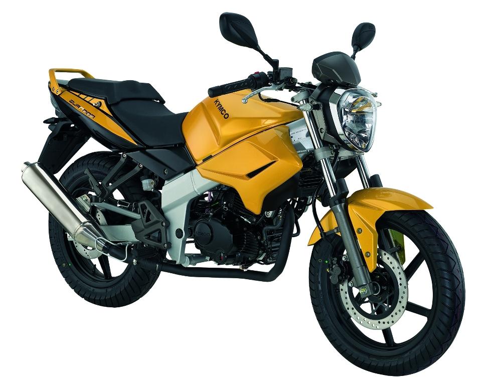 kymco quannon 125 jetzt auch als naked bike feuerstuhl das motorrad magazin. Black Bedroom Furniture Sets. Home Design Ideas