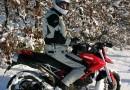 Winterreifenpflicht gilt auch für Zweiräder!