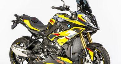 Weniger Gewicht, besserer Look – Carbon für die BMW S1000 XR