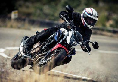 Honda CB 500 F: Aufgehübscht