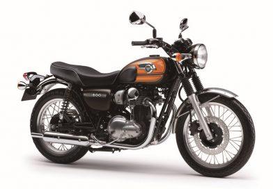 Final Edition: Kawasaki W800