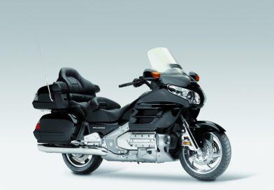 Rückruf für die Honda Gold Wing GL1800