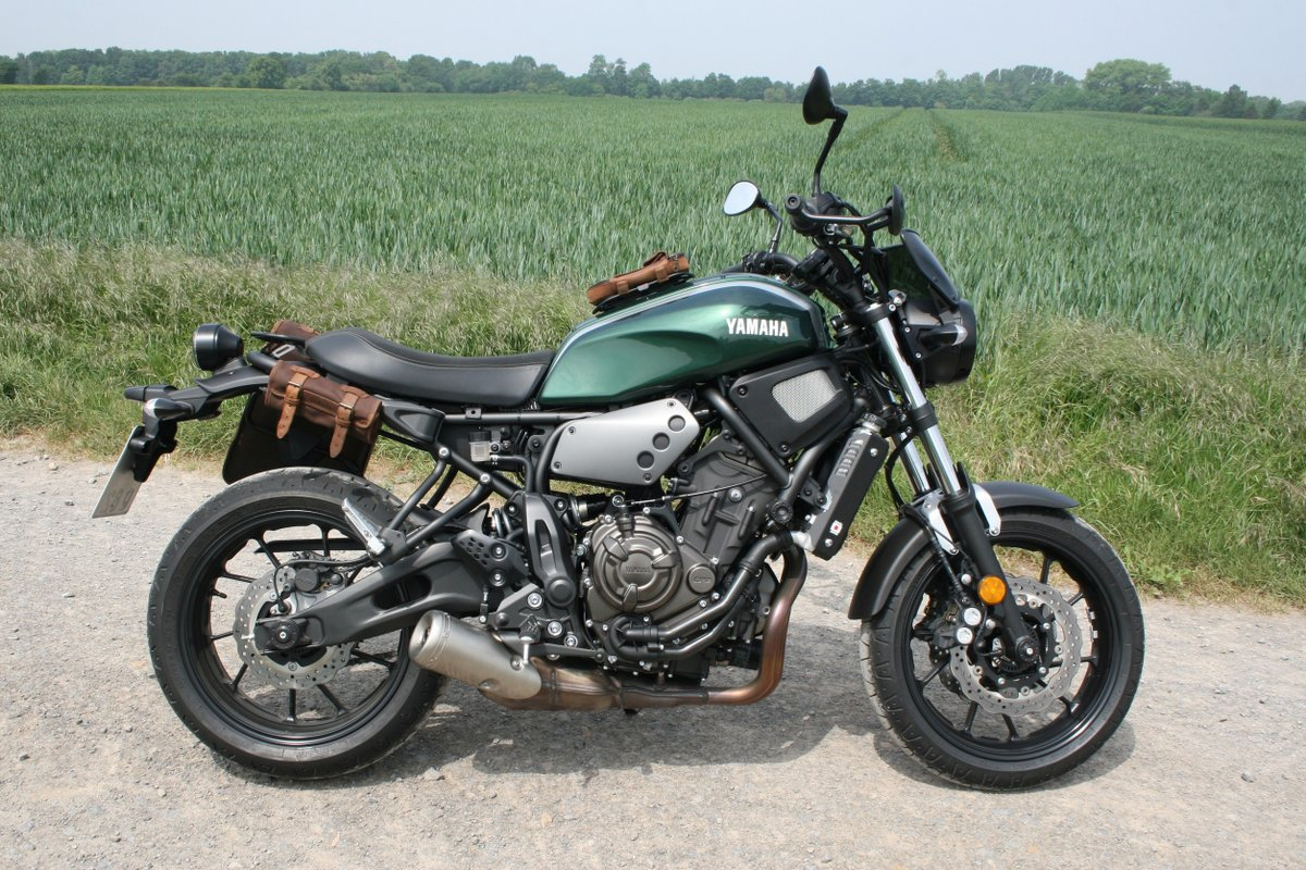 fahrbericht yamaha xsr 700 feuerstuhl das motorrad. Black Bedroom Furniture Sets. Home Design Ideas