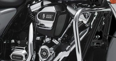 Neuen Motoren für Harleys Tourer