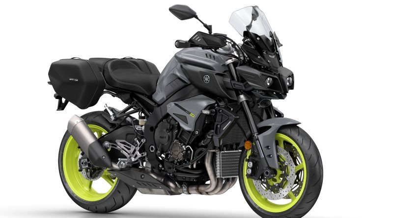 "Yamaha MT-10 ""Tourer Edition"": Langstreckentauglich"