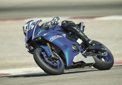 Die neue Yamaha YZF-R6 kommt im Mai