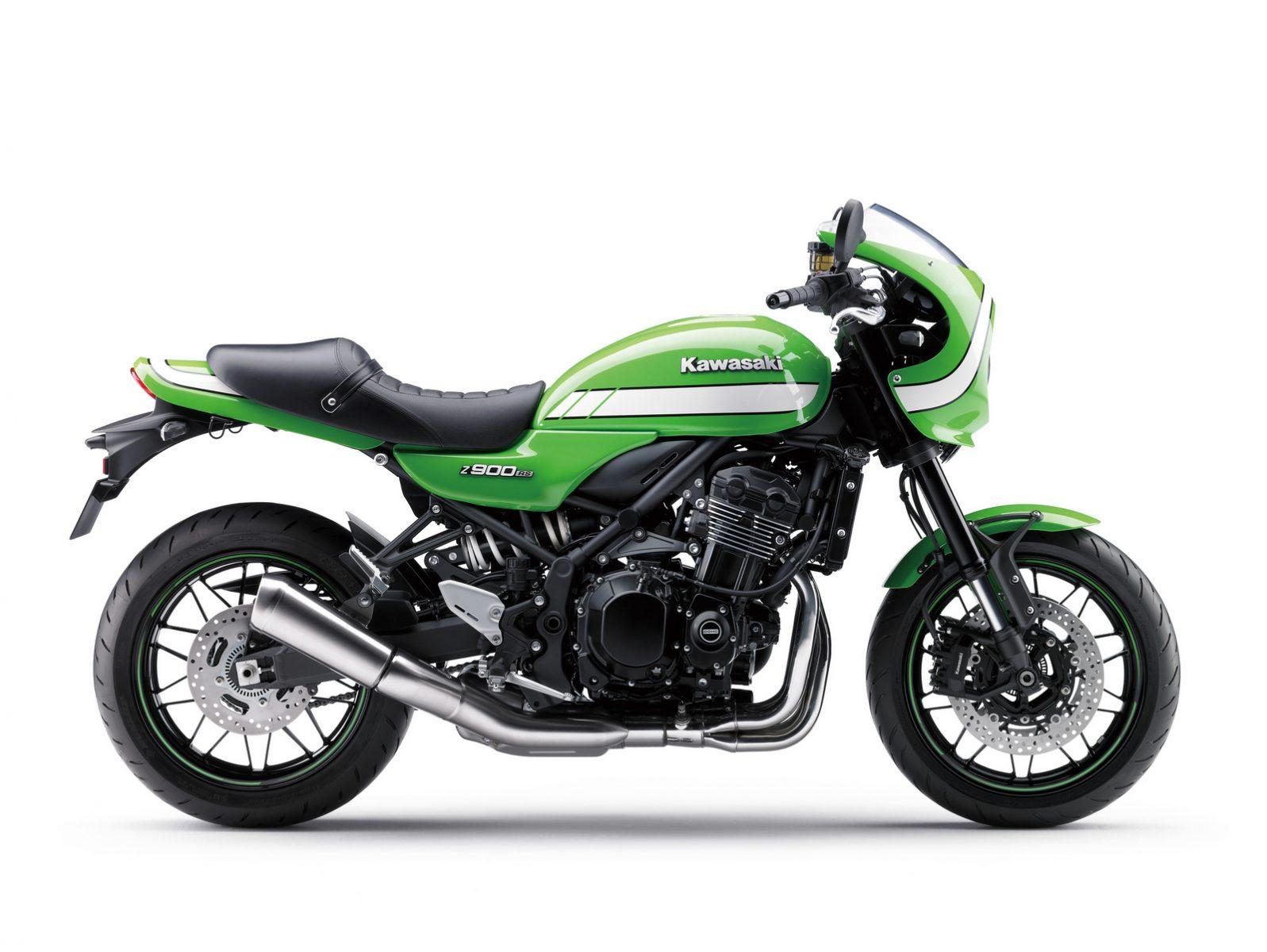Kawasaki Z 900 Rs Neues Retro Bike Feuerstuhl Das